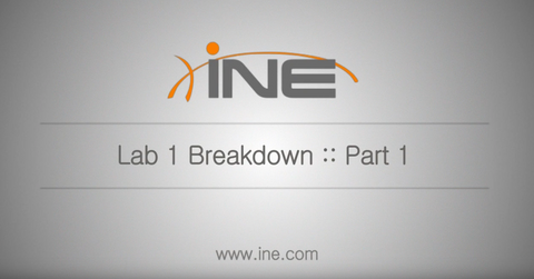 CCIE R&S Lab Workbook Breakdown