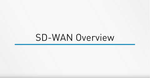 SD-WAN Overview Course