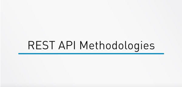 REST API Methodologies