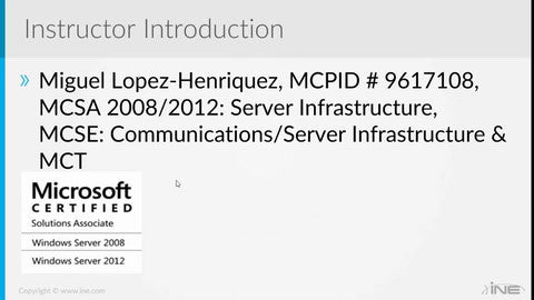 20412D Configuring Advanced Windows Server 2012 Services