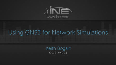 Getting Started With GNS3