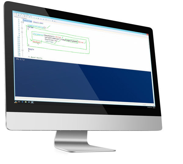 Windows Powershell Course Bundle