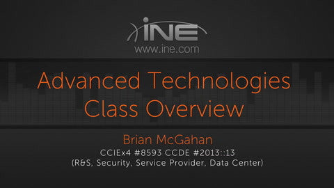 CCIE Service Provider V4 Advanced Technologies