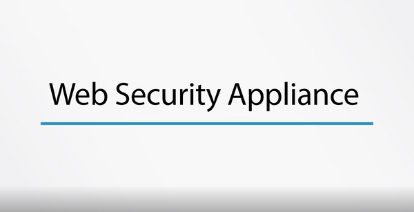 Web Security Appliance - INE