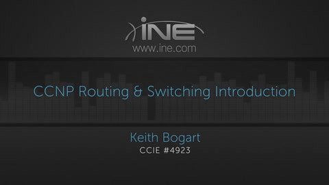 CCNP Routing & Switching V1 Technologies - INE