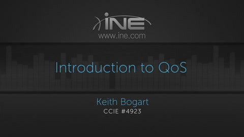 CCIE R&S: Introduction To QoS