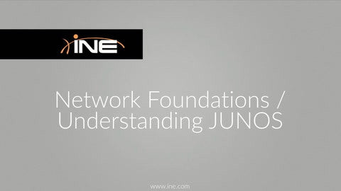 JunOS Prep Series - Part 1 :: Network Foundations Review