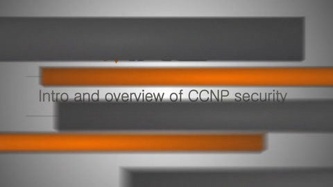 CCNP Security Course