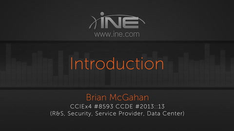 CCIE R&S Lab Cram Session - INE