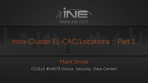 CCIE Collaboration: Call Admission Control