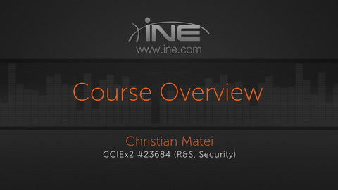 CCNA Security Bootcamp :: 640-554 IINS