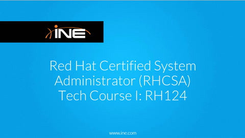 RHCSA System Administration Technology Course I: RH124