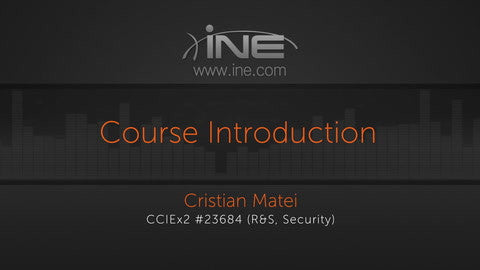 CCNP Security Technology Course: 300-206 SENSS