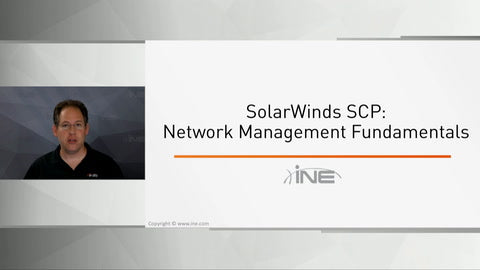Introduction To Solarwinds Certified Professional - INE