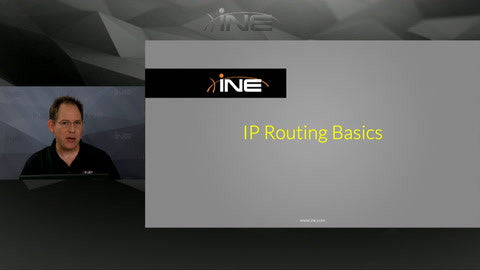 IP Routing Basics - INE