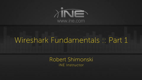Wireshark Advanced Technologies - INE