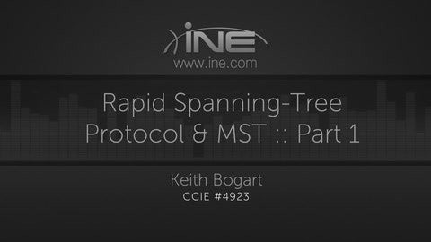 Routing & Switching: Rapid Spanning-Tree And MST
