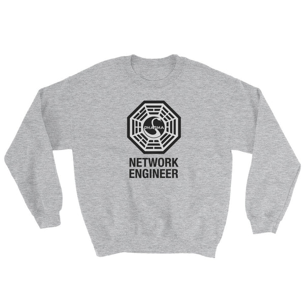 Dharma Initiative Network Engineer – Sweatshirt