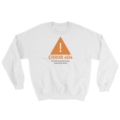 Error 404 – Sweatshirt