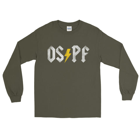 OSPF – Long Sleeve T-Shirt - INE