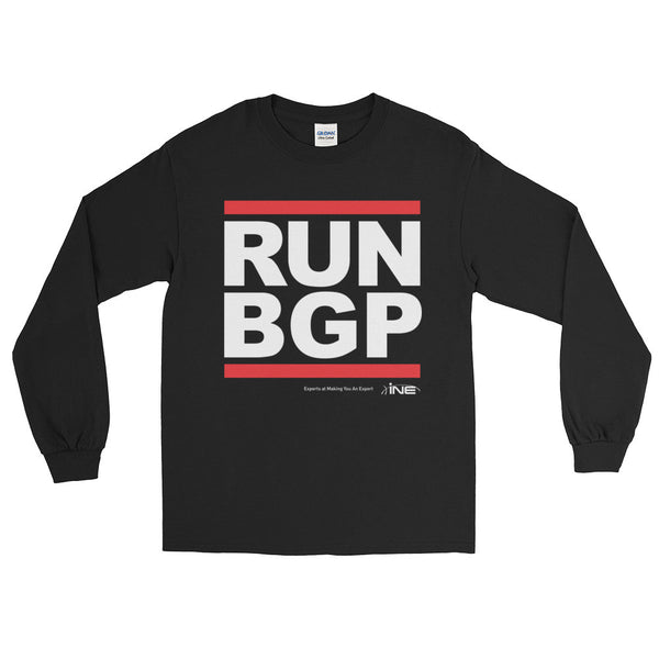 Run BGP – Long Sleeve T-Shirt
