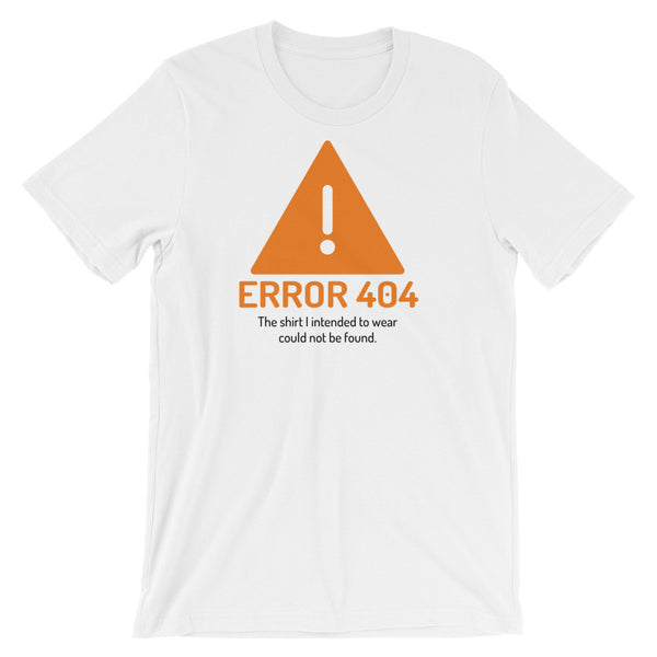 Error 404 – T-Shirt - INE