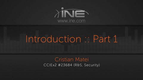 CCNP Security v1.0 Exam Review