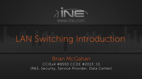 CCIE R&S V5 :: LAN Switching