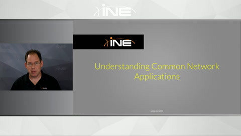 Understanding Common Network Applications - INE