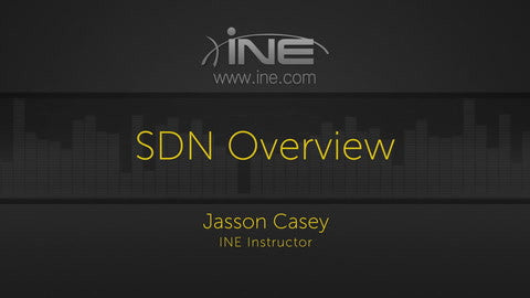 Introduction To SDN & OpenFlow - INE