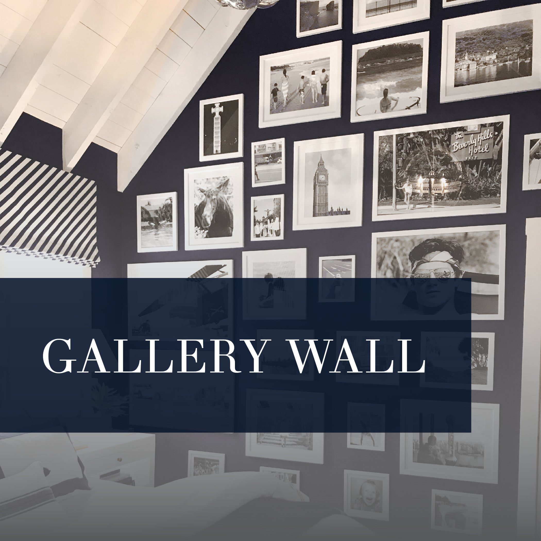 CASE STUDY: Gallery Wall... From Rendering To Install