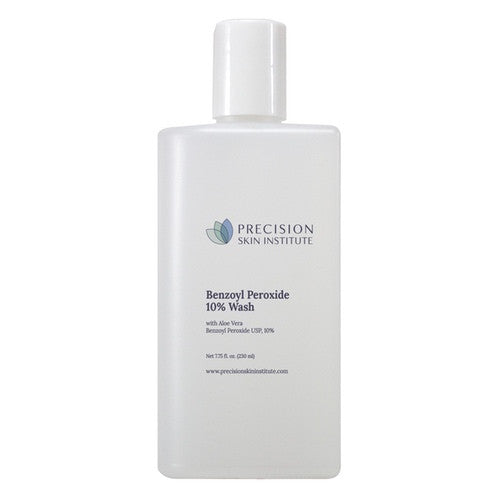 PSI Benzoyl Peroxide 10% Wash With Aloe