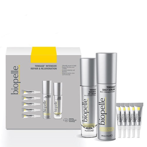 Biopelle Tensage Intensive Repair & Rejuvenation Kit