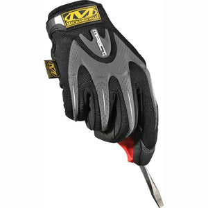 Mechanix Wear M-Pact Gloves, Black (MMP-05)