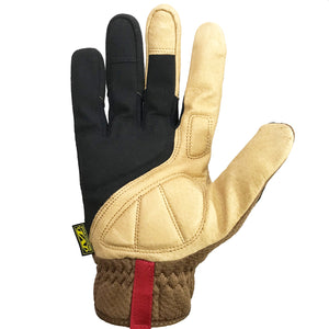Mechanix Wear Genuine Performance Leather Gloves