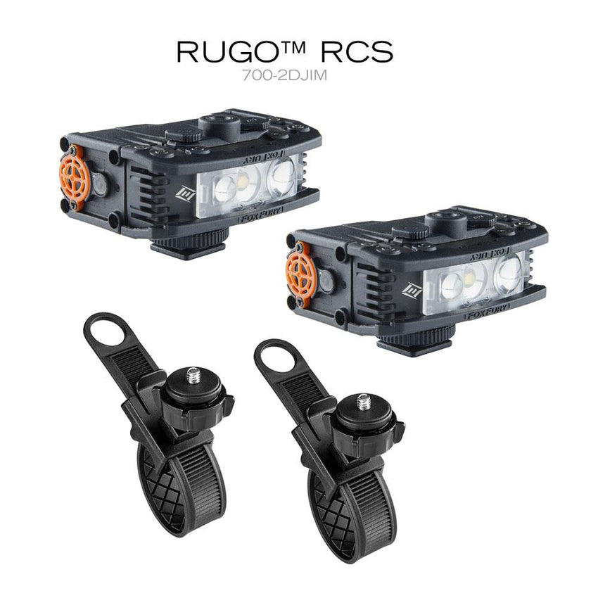 Rugo RCS DJI Inspire and Matrice Drone Light System