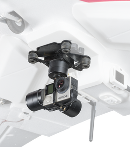 BirdsEyeView Aerobotics Gimbaled GoPro HERO4 Payload