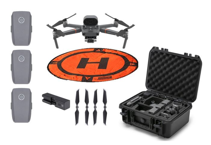 Mavic 2 Enterprise Dual Kit A