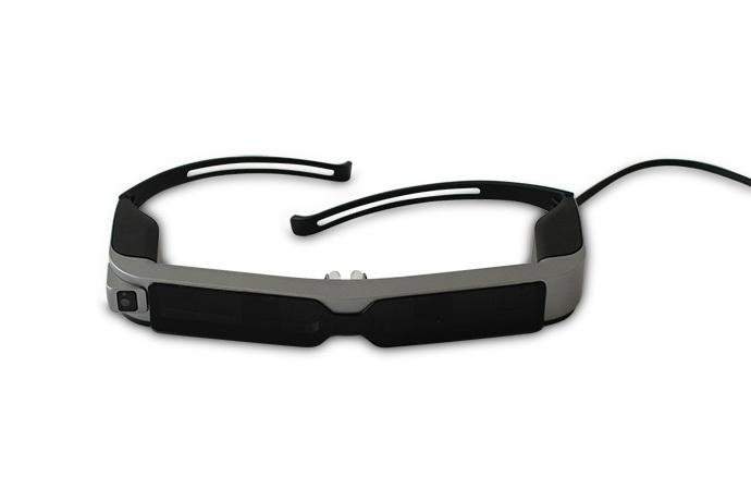 Epson Moverio BT-300FPV Smart Glasses (FPV/Drone Edition)