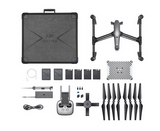 Inspire 2 Drone Base Unit contents