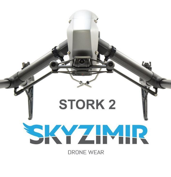 Skyzimir Stork Inspire 2 Payload Drop System