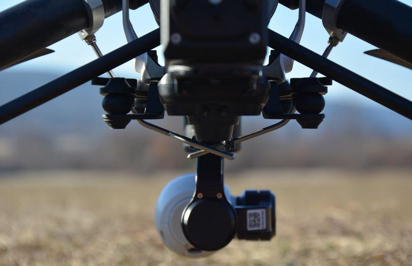 Skyzimir Stork Inspire 1 Payload Drop System