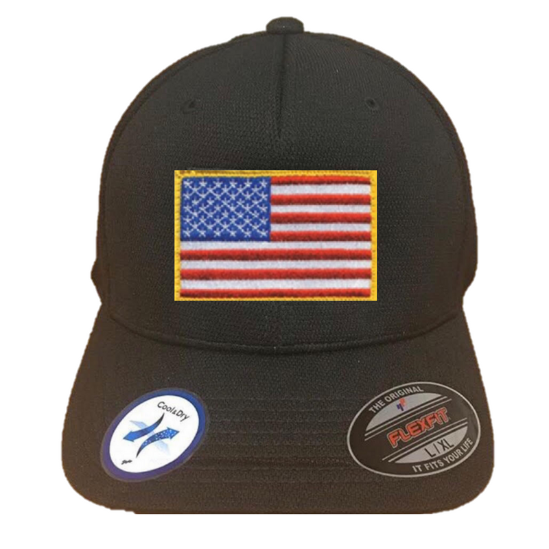 All-American FlexFit Cap – Homeland Heroes USA c68c7c31ca3