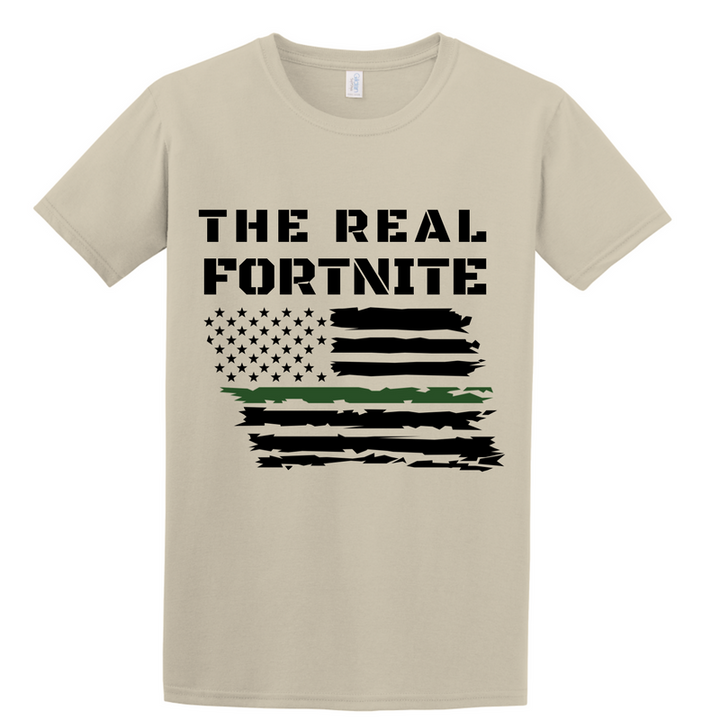 The Real Fortnite