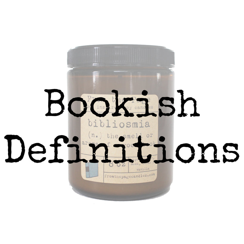 Bookish Definitions