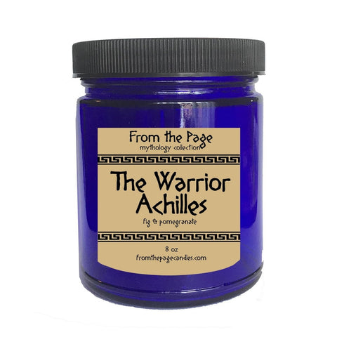 The Warrior Achilles - Mythology Collection