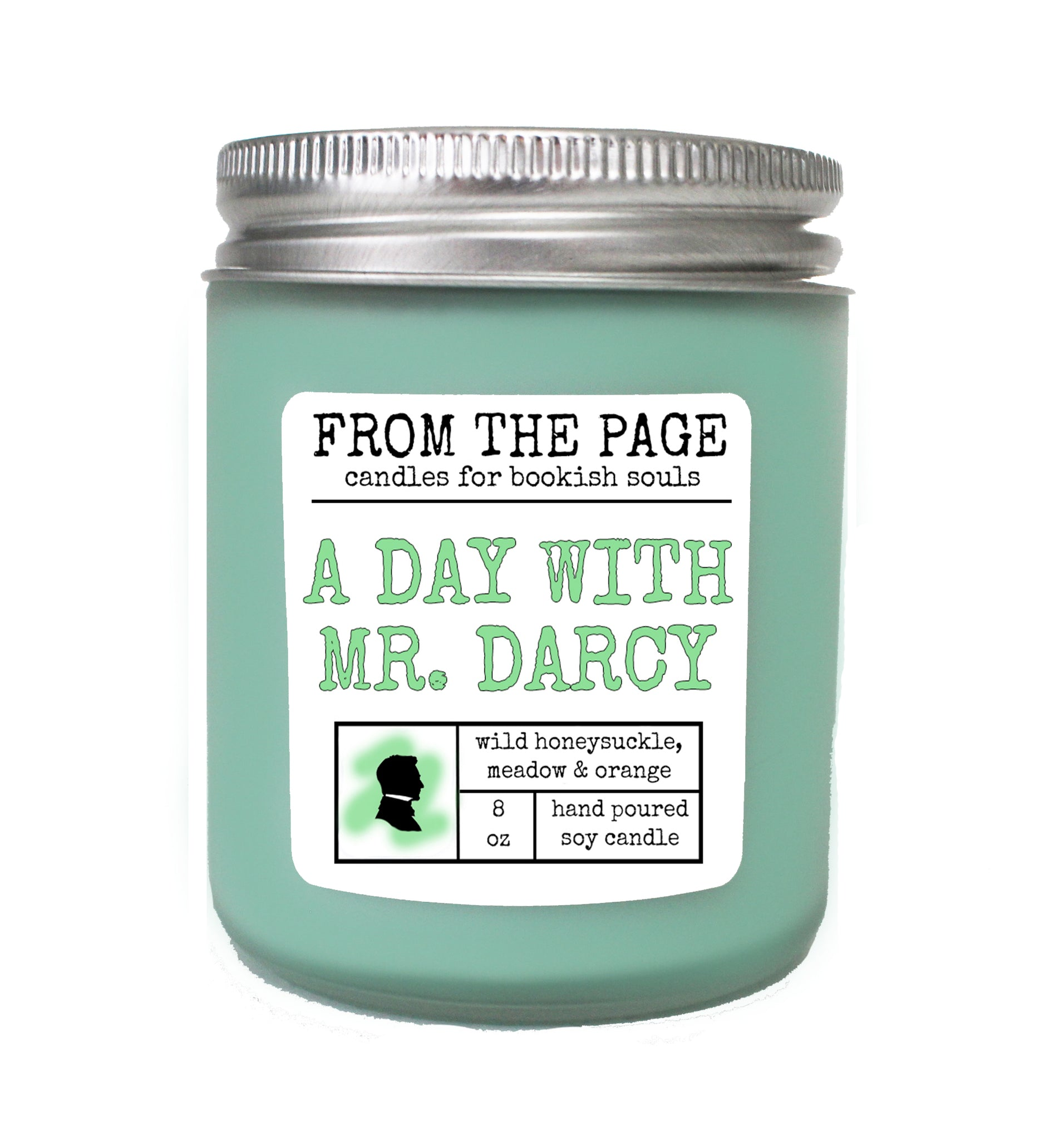 A Day With Mr. Darcy