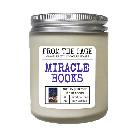 Miracle Books - The Secret, Book & Scone Society