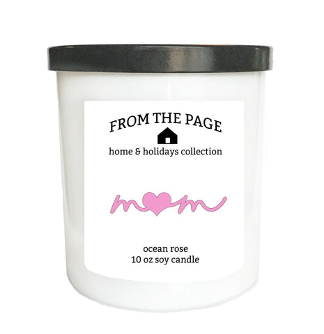 Mom 10 oz candle
