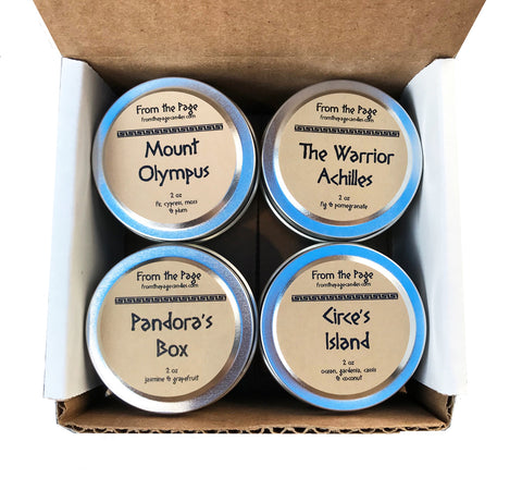 Mythology Sampler Pack